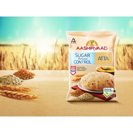 Aashirvaad Diabetic Atta 2 Kg