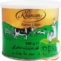 Klarowane masło Khanum 500g