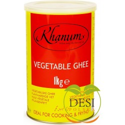 Khanum Vegetable Ghee 1 Kg