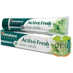 Himalaya Active Fresh Gel Toothpaste 80g