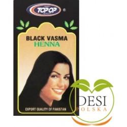 Naturalna henna Czarna Top Vasma 100g