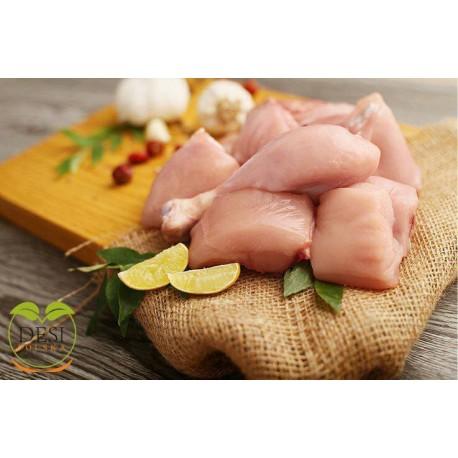 Kurczak krojony w 16 kawałków bez skóry