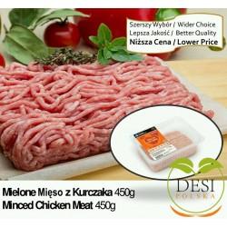 Mielone mięso z kurczaka 450g