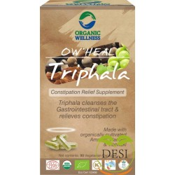 OW Triphala 90 Capsules