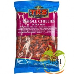 TRS Whole Chillies 50g