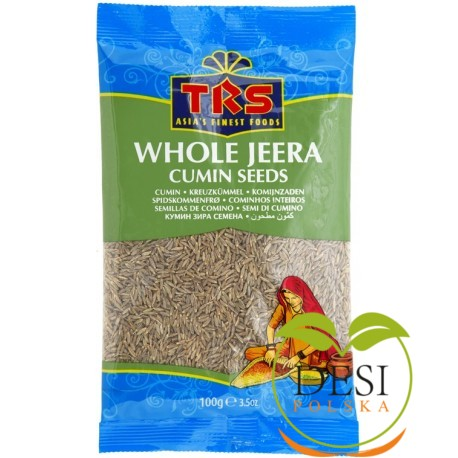 TRS Cumin Seeds ( Whole Jeera ) 100g