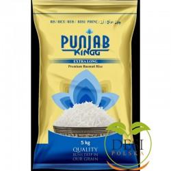 Punjab King Basmati Rice 5 Kg