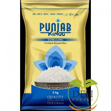 Ryż Basmati Punjab King 5 KG