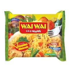Wai Wai Vegetable Noodles 70g