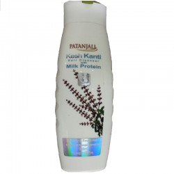 Patanjali Kesh Kanti Hair Cleanser Milk Protein 200ml