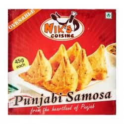 Nikk's Punjabi Vegetable Samosas 1,125 Kg