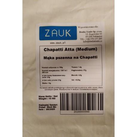 Zauk Chapatti Atta ( Medium) 10 Kg