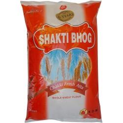 Shakti Bhog Chakki Atta 5 Kg