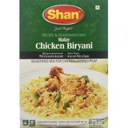 Shan Malay Chicken Biryani 60g