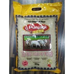 Punjabi Sella Basmati Rice 5 Kg