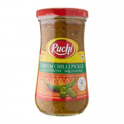 Ruchi Green Chilli Pickle 300g
