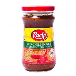 Ruchi Red Chilli Pickle 300g