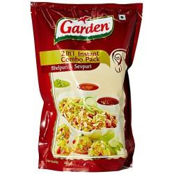 Garden 2 in 1 Instant Combo Pack ( Bhelpuri & Sevpuri) 320g