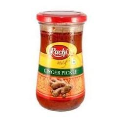 Ruchi Ginger Pickle 300g