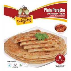Bombaywala Plain Paratha 5 Pcs