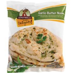 Bombaywala Garlic Naan (4pcs)