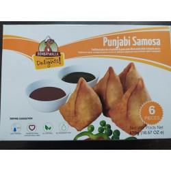 Bombaywala Punjabi Samosa 6 PCS