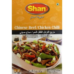 Shan Chinese Beef/Chicken Chilli 50g