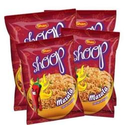 Shan Shoop Instant Noodles Masala (6pcs.)