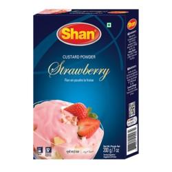 Shan Custard Powder Strawberry 200g