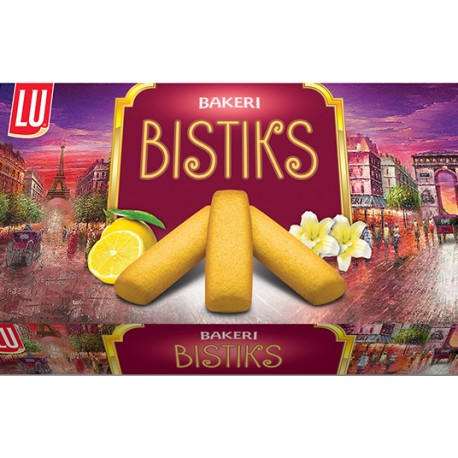 Bakeri Lemon Biscuit Sticks 90g