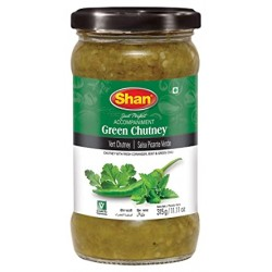 Shan Green Chutney 315g