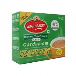 Wagh Bakri 3in1 Cardamom Tea 140g