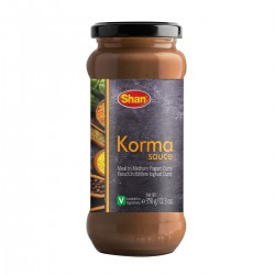 Shan Korma Sauce 350g