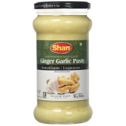 Shan Ginger Garlic Paste700g