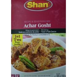 Shan Achar Gosht 1+1(Double Pack) 100g