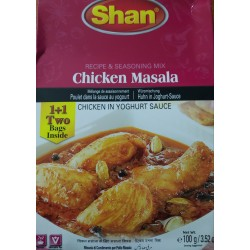 Shan Chicken Masala 1+1(Double Pack) 100g