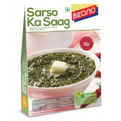 Bikano Sarson ka Saag 300g Ready to Eat
