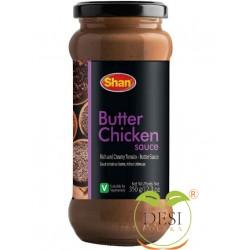Shan Butter Chicken Sauce Paste 350 Grams