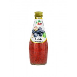 Basil Seed Drink BlueBerry 300ml