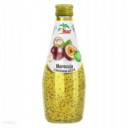 Basil Seed Drink Passion Fruit 300ml