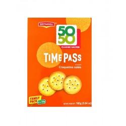Britannia 50-50 Time Pass 160g