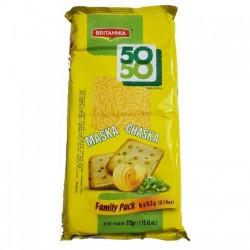 Britannia 50-50 Maska Chaska Family Pack 372g