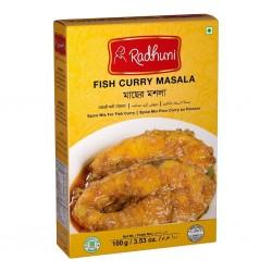 Radhuni Fish Curry Masala 100g