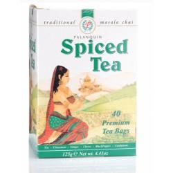 Planquin Spiced Tea ( Masala Chai ) 40 Tea Bags 125g
