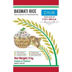 Zauk 1121 Sella Basmati Rice 5 Kg
