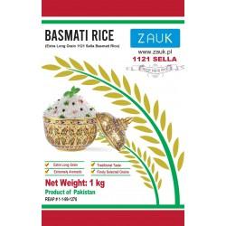Zauk 1121 Sella Basmati Rice 1 Kg