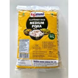 Rasanand Poha (Rice Flakes) 400g