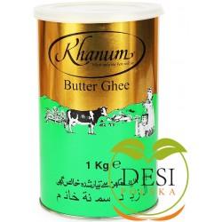 Khanum Butter Ghee 1 Kg