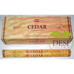 HEM Agarbatti Cedar 20 Sticks