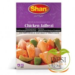 Shan Chicken Jalfrezi Masala 50g